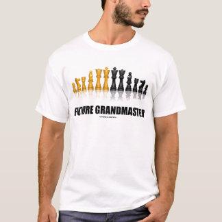 T-shirt Futur grand maître (jeu d'échecs)