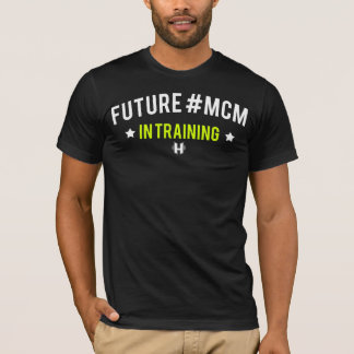T-shirt Futur #MCM