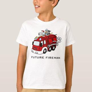 T-shirt Futur pompier