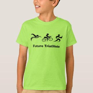 T-shirt Futur triathlete