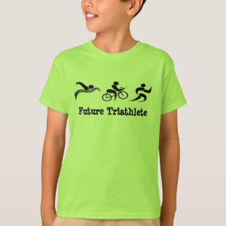 T-shirt Futur triathlete