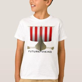 T-shirt Futur Viking