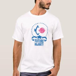T-shirt Future majorité