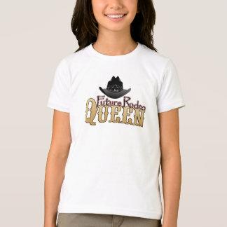 T-shirt Future reine de rodéo