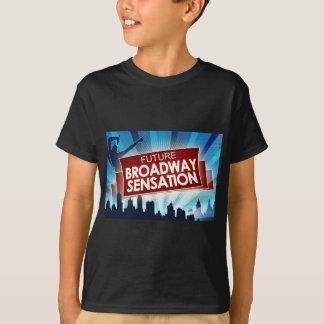 T-shirt Future sensation de Broadway