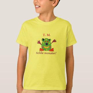 T-shirt FX- monstre de chatouillement ! Chemise