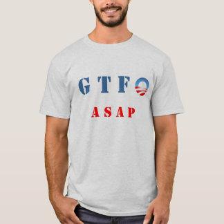 T-SHIRT G T F O A S A P