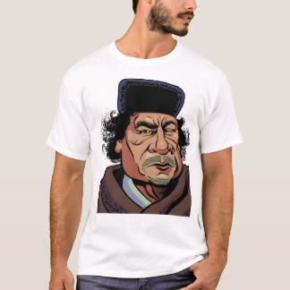 T-shirt gaddafi Libye
