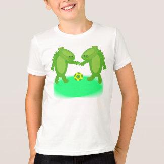 T-shirt Gagnant de tba : Alligator, le football