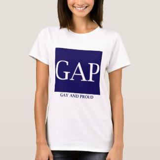 T-shirt Gai et fier !