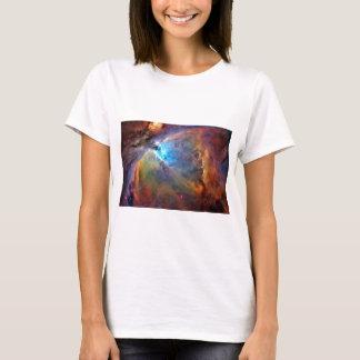 T-shirt galaxie de l'espace de nébuleuse d'Orion