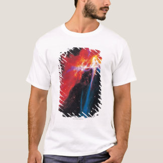 T-shirt Galaxie de tourbillon