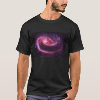 T-shirt Galaxies de rose de rose