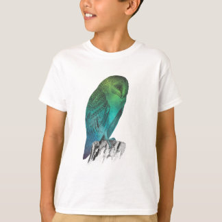 T-shirt Galaxy owl 2