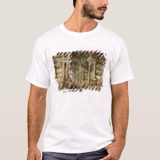 T-shirt Galerie avec des vues de Rome moderne, 1759