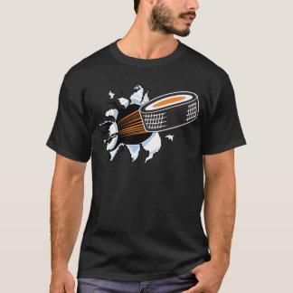 T-shirt Galet d'hockey