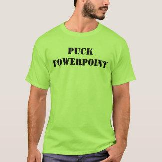 T-shirt Galet Fowerpoint