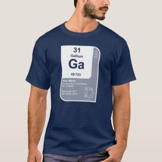 T-shirt Gallium (Ga)