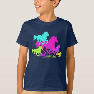 T-shirt galopez un galop un galop