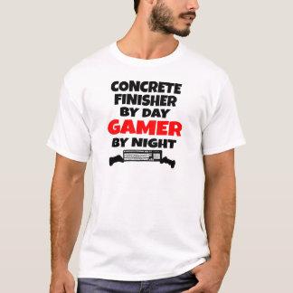 T-shirt Gamer concret de finisseur