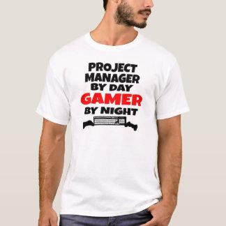 T-shirt Gamer de chef de projet