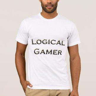 T-shirt gamer logique