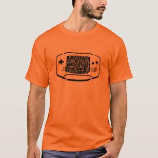 T-shirt gamer triste