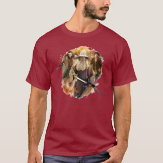 T-shirt Gandalf, THORIN OAKENSHIELD™, et BAGGINS™