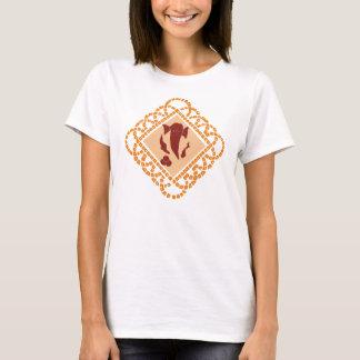 T-shirt Ganesh artistique avec Mandana