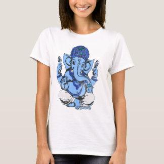 T-shirt ganesh bleu