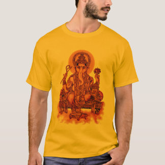 T-shirt Ganesh - solvant des obstacles