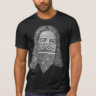 T-shirt Gangsta Jesus