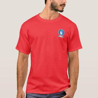 T-shirt Gants d'OSHA exigés (petite conception avant)