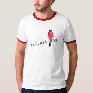 T-shirt Garçon de Belfast