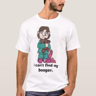 T-shirt garçon de booger