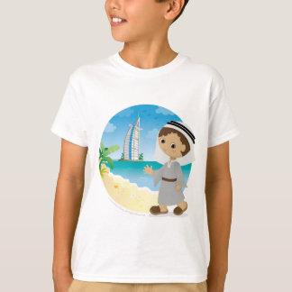 T-shirt Garçon de Dubaï