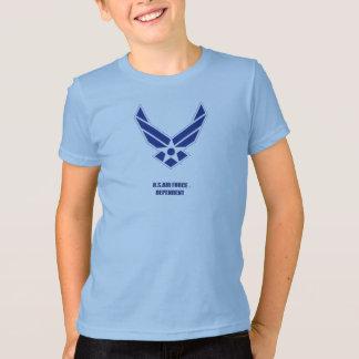T-shirt Garçon de personne à charge de l'U.S. Air Force ;