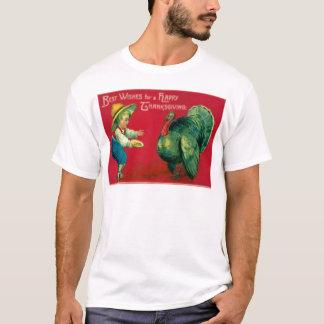 T-shirt Garçon et la Turquie