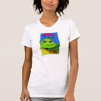 T-shirt Garçon vert de montagne