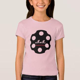 T-shirt Garçons nés pour faire partie d'AATC