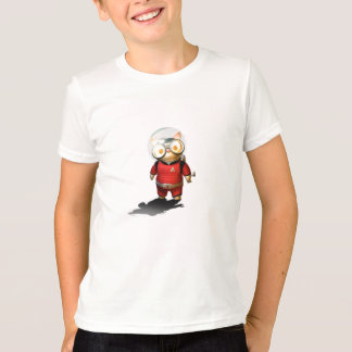 T-shirt Garçons ou filles de chemise de cadet