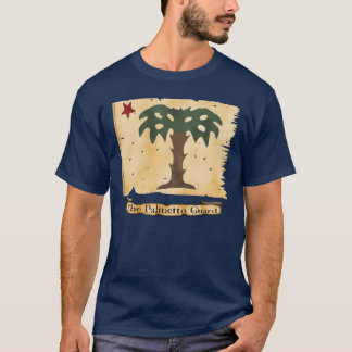 T-shirt Garde de Palmetto