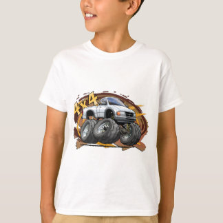 T-shirt Garde forestière blanche