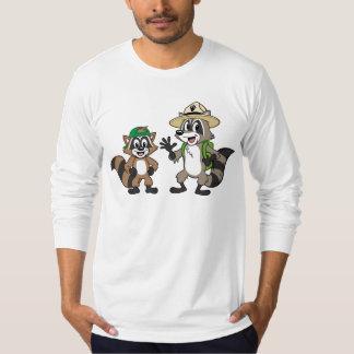 T-shirt Garde forestière Rick et Ricky de Rick | de garde
