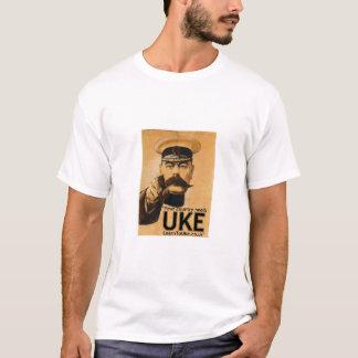 T-shirt Gardez le calme et apprenez à Uke