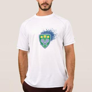 T-shirt Gardez les anti chemises au sec de tennis de sueur
