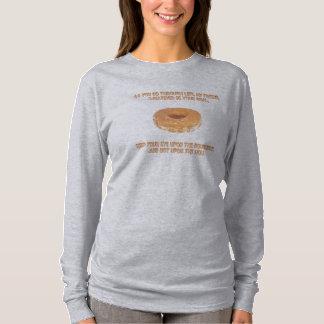 T-shirt Gardez votre oeil sur le beignet