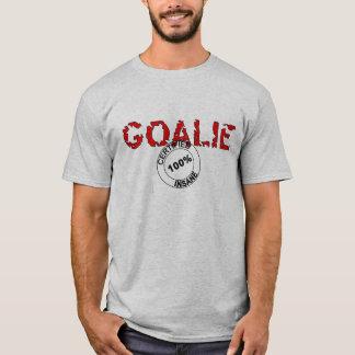 T-shirt Gardien de but aliéné certifié