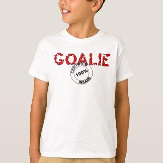 T-shirt Gardien de but aliéné pour des enfants