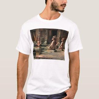 T-shirt Gardiens de temple de Banteay Srei